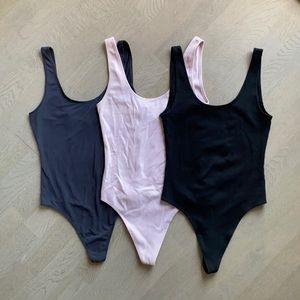 Aritzia Bodysuits - Size XS ($20/each / 3 for $50)